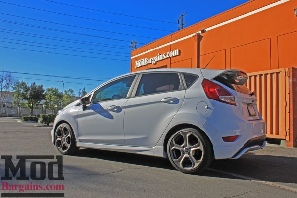 Fiesta ST Milltek Sport Resonated Exhaust Installed + COBB RMM: Dean's KIWI ST
