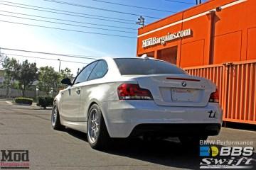 BMW_E82_128i_BBS_RK_Bilstein_Shocks_Swift_Springs_BMWPerf_BBK_Intake_Exh_img018