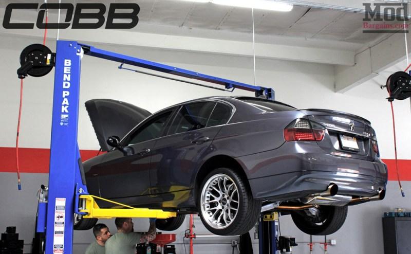 BMW_E9X_335i_Motul_transmission_Fluid_change-5