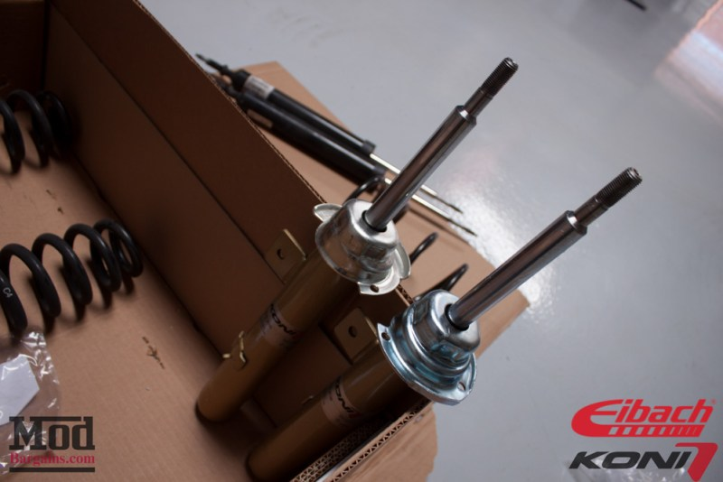 Koni Springs Shock Absorbers Eibach