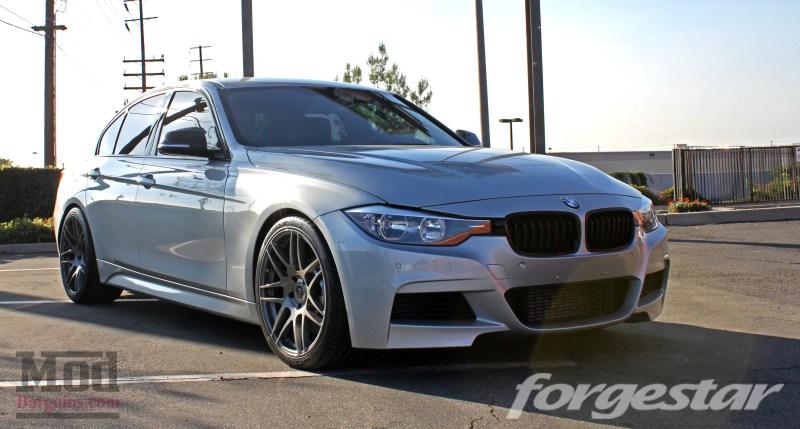 BMW_F30_328i_Forgestar_F14_gunmetal_Remus_Exhaust_Injen_N20_Intake_CF_Mirrors_CFSpoiler_IMG003