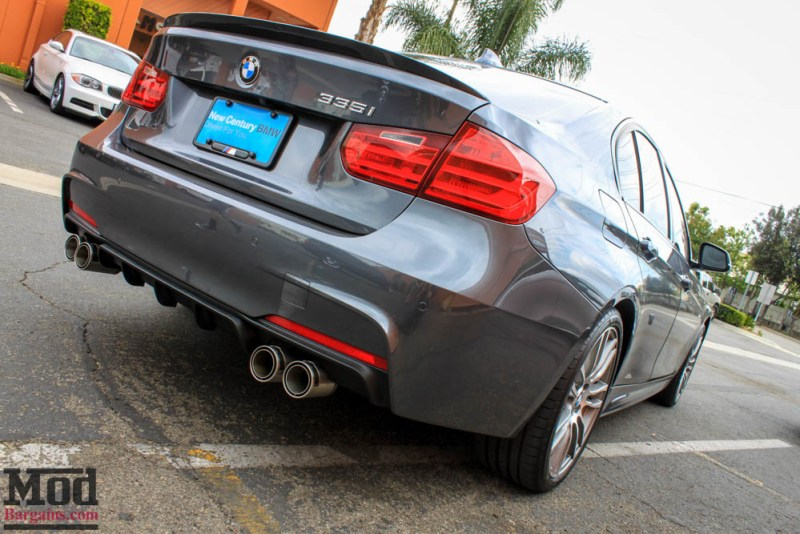 BMW_F30_Performance_Quad_Diffuser_splitter_Remus_exhaust_335i_-5