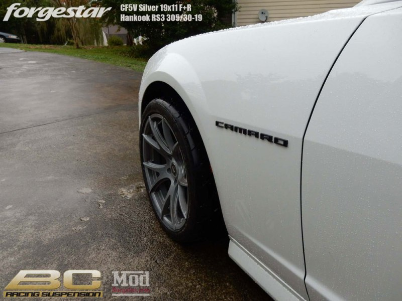 Forgestar-CF5V-19x11-Silver-BC-Coilovers-Camaro-ZL1-Hankook-RS3-305-img (3)