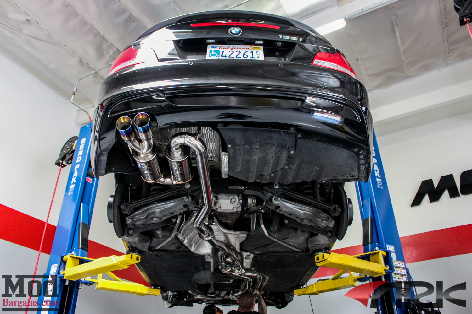 Bmw Cat Back Exhaust Systems Cat-back Exhaust System