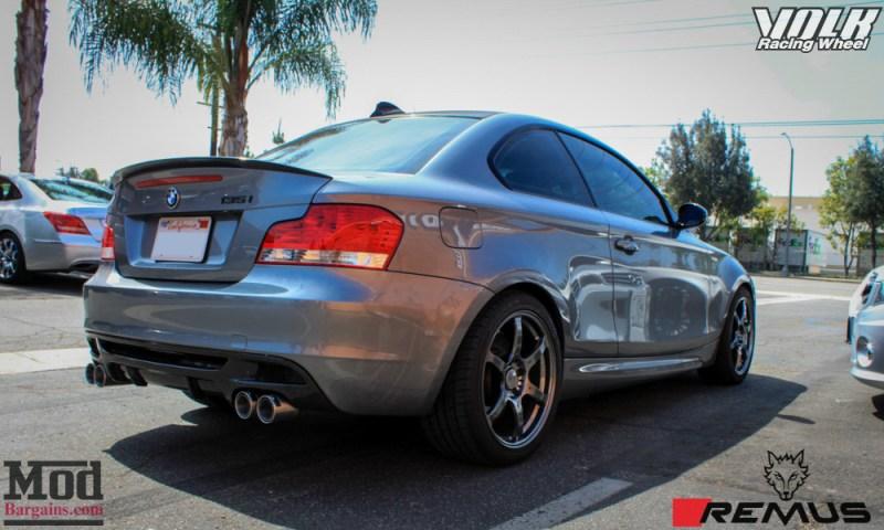 BMW_E82_135i_RemusQuad_Volk_VR.G2_18x8et45_18x9et50_-9