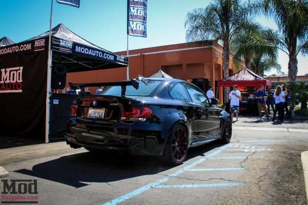 BMW 128i, 135i & 1M oh my! 1FEST – Ca's Biggest BMW 1-Series Meet comes to ModAuto
