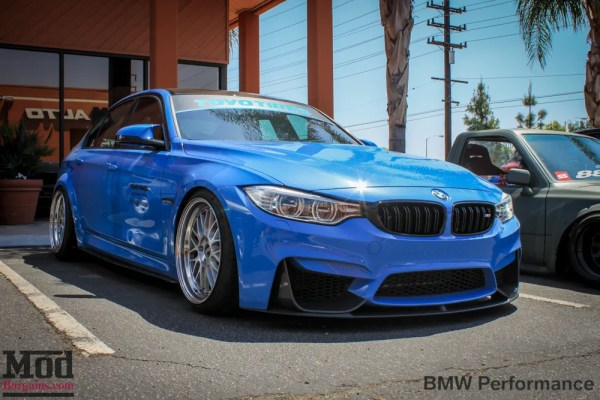 Spotlight: Victor Wu's Heavily Modded F80 BMW M3