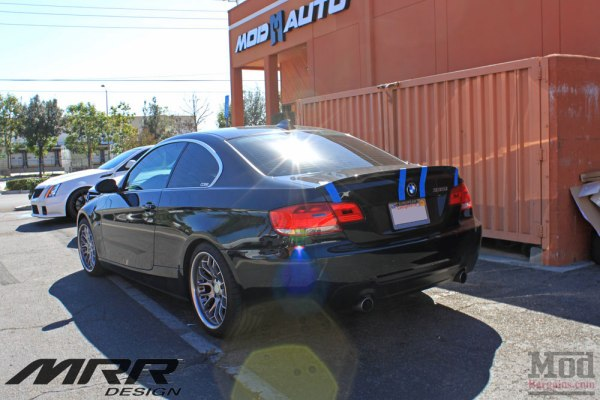 Jeff R's BMW E92 335i Gets Modded with CKS, ER + M-Sport Goodies