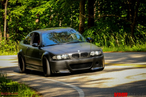 Customer Review: VMR VB3/V703 Wheels for E46 BMW M3 by Chad S