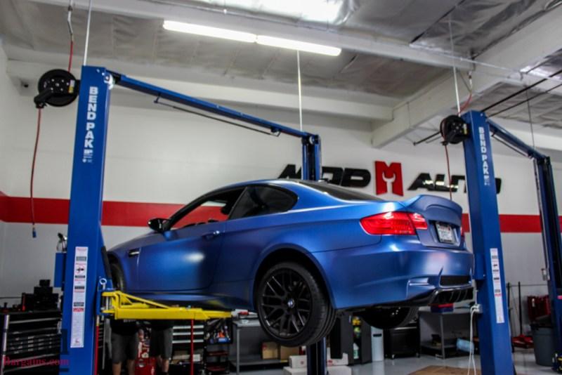 BMW_E92_Frozen_Blue_M3_Remus_US_RACE_CF_Lip_CSL_details-6