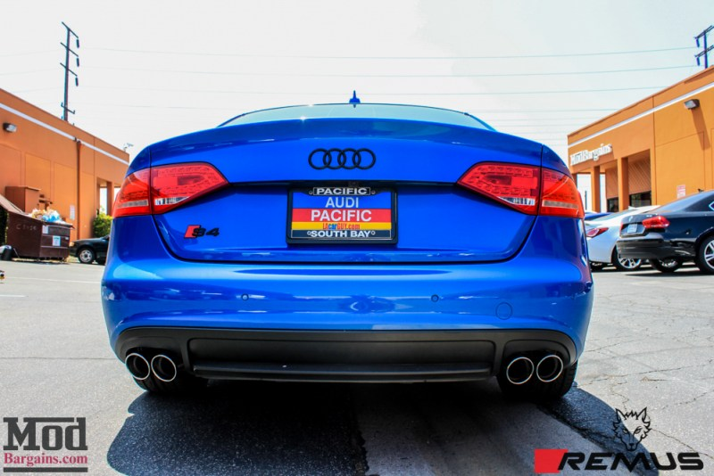 Audi_B85_S4_SepangBlue_Remus_Quad_Exhaust-7