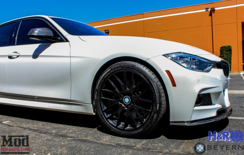 BMW_F30_335i_White_Beyern_Wheels_CF_Lip_Spoiler-6