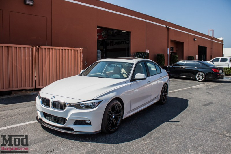 BMW_F30_328d_White_CF_Splitter_Spoiler_Diffuser-9