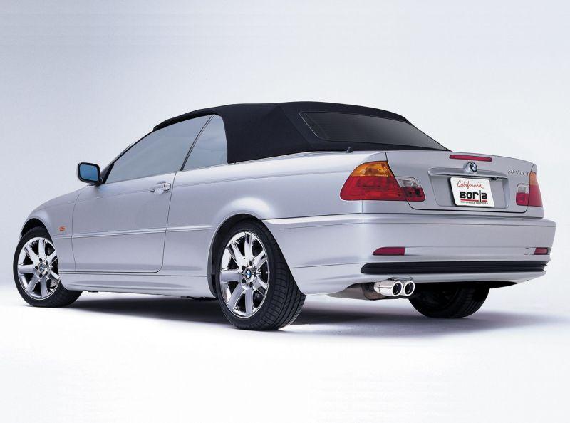 BMW_E46_Cabrio_Borla_328i_Exhaust