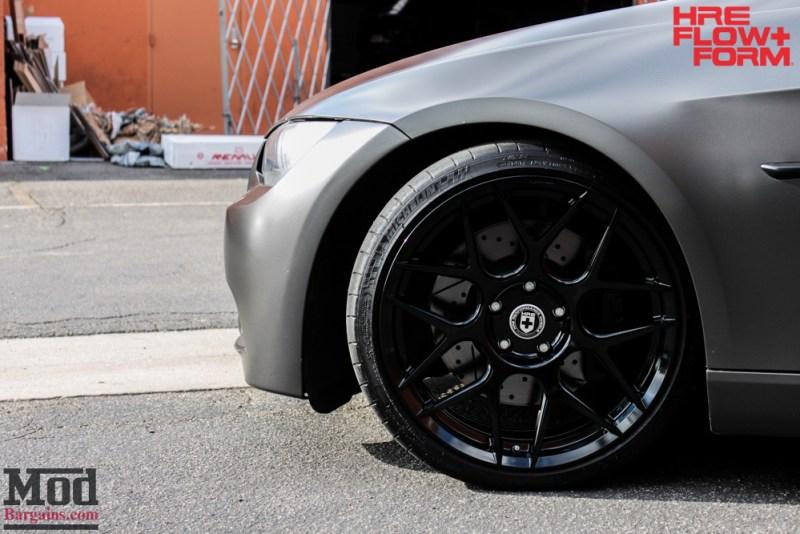 BMW_E92_335i_HRE_FF01_Tarmac_Remus_Quad_M3_nose_-10