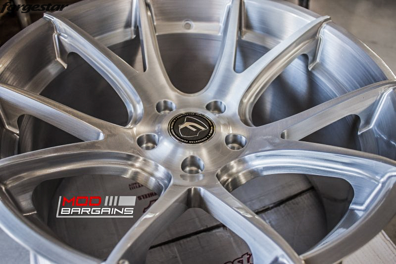 Forgestar CF5V Brushed 19x10et20 19x11et25 on BMW E92 M3 img005
