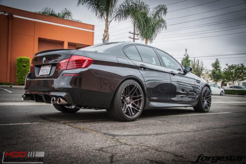 BMW F10 M5 RPI Exhaust Forgestar F14 (23)