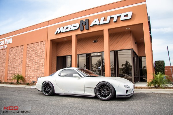 Unicorn Sighting: Widebody Mazda FD RX-7 Turbo Visits ModAuto