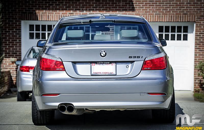 BMW_E60_535i_Magnaflow_Exhaust_img005