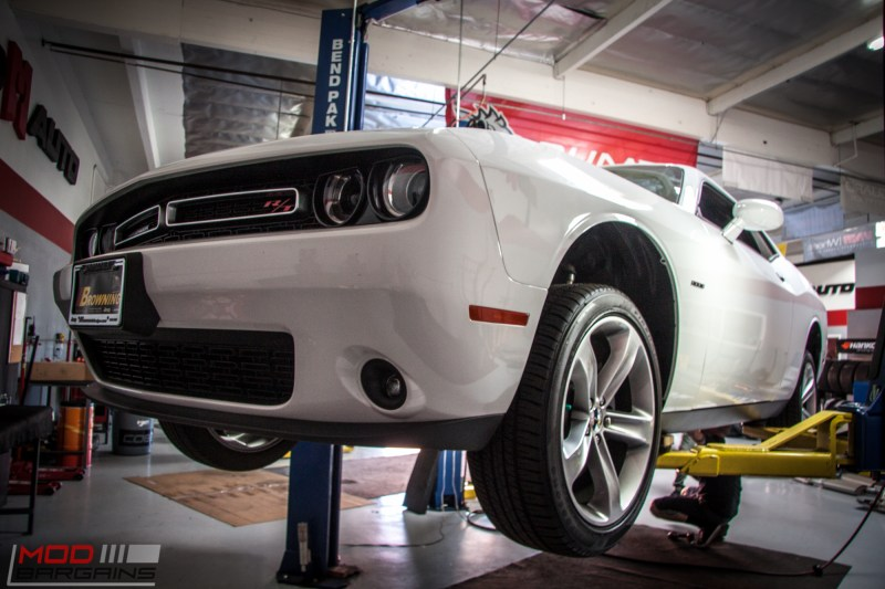 Dodge Challenger RT Borla Exhaust (13)