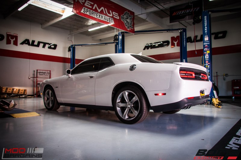 Dodge Challenger RT Borla Exhaust (19)
