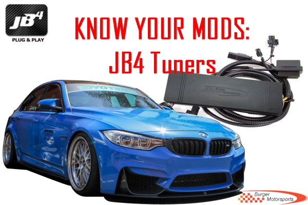 Know Your Mods: Tuners – Burger Motorsports JB4 for BMWs (Video!)