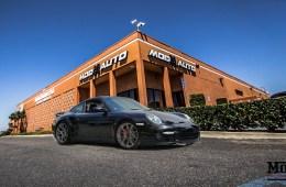 Porsche 997tt Turbo Forgestar CF5V at Modauto