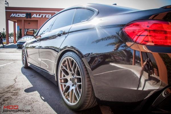Spotlight: F36 BMW 428i GC on Sportline 8S gets Remus Quad Exhaust