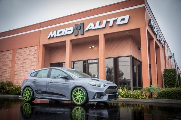 Project Focus RS Update: Turbosmart Impressions & Aero Upgrades