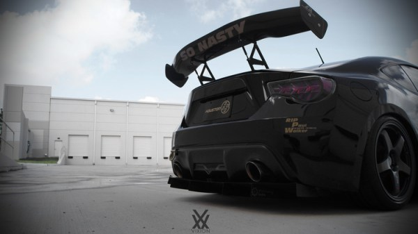 Customer Spotlight: Straight Outta Houston – JDM Style Scion FR-S on SSR Wheels