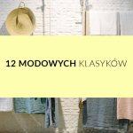 12 klasyków modowych