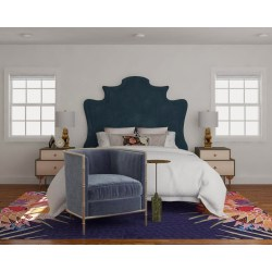 Smothery Extra Ways To Incorporate Seating Into Your Bedroom Modsy Blog Need If Ottomans Open Bases To Keep Your Spacelooking Light A Small Look