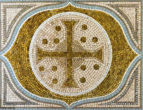 Medium Of Artistry In Mosaics