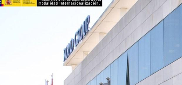 Muebles De Baño Jurado:Home » Profesionales » Royo Group, Premio Nacional de Innovación