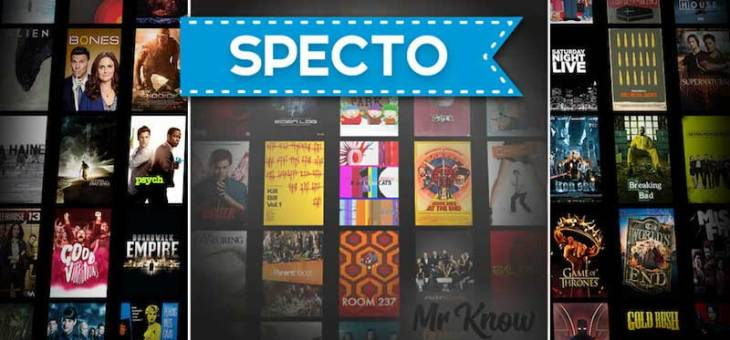 Add-on Specto – Kodi – Filmes
