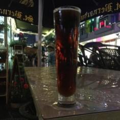 Beer on Nanjing Lu