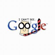 Dilbert Google logo