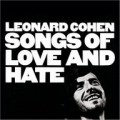 Leonard Cohen album cover
