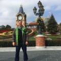 Me at Shanghai Disneyland
