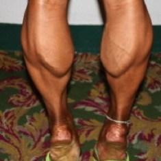 Michelle Jin's Calves