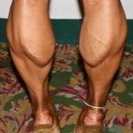 Michelle Jin's Legendary Calves
