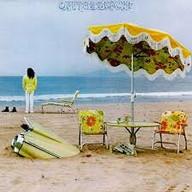 On the beach album cover