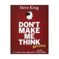 Steve Krug Book Cover