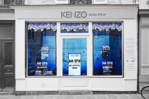 KENZO POP UP STORE