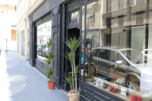 Garçonne & Chérubin Pop Up Store