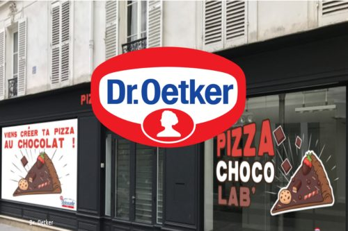 DR.OETKER POP UP STORE