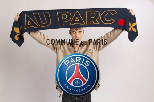 PARIS SAINT GERMAIN X COMMUNE DE PARIS