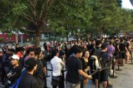 iPhone X Launch Greeted with Very Long Lines Across the World