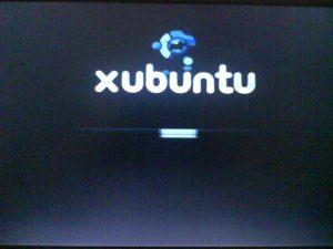 xubuntu loading