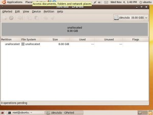 ubuntu-9.10-gparted